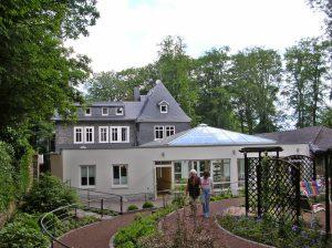 Caritasverband Siegen-Wittgenstein e.V. Tagespflege Eremitage Eingang
