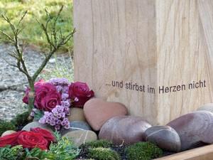 Caritasverband Siegen-Wittgenstein e.V. Flyer Einladung Trauercafe