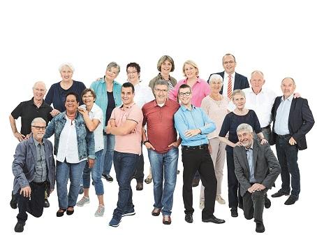 Caritas Verband Siegen Gruppenfoto