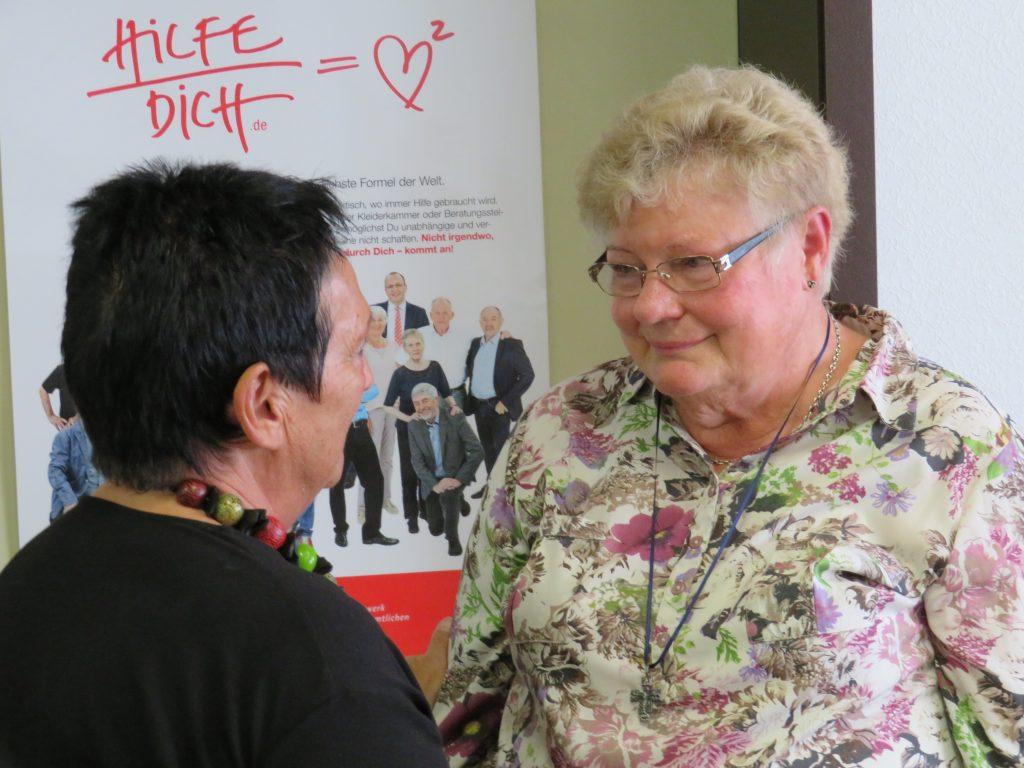 Caritas, Regionaler Arbeitskreis, Ehrenamt, Caritaskonferenz