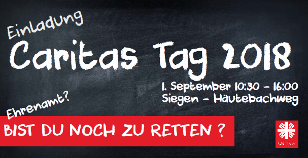 Caritas, Ehrenamt, Caritasverband Siegen-Wittgenstein, CKDs