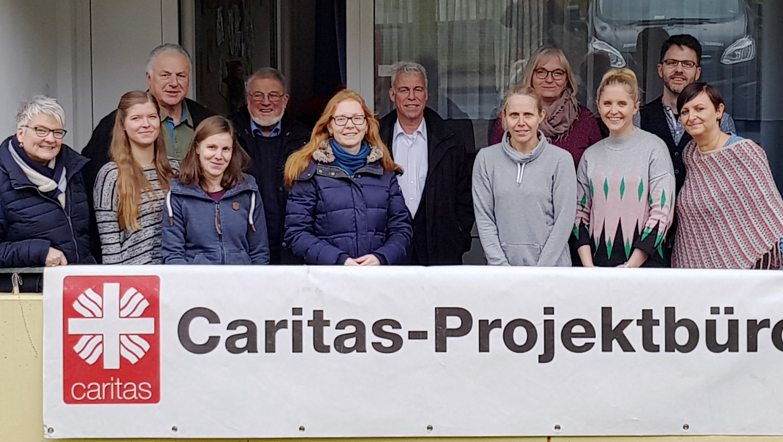 Netzwerk, Caritas-Projektbüro, Dreis-Tiefenbach, Netphen, Caritas, Familie, Bildung