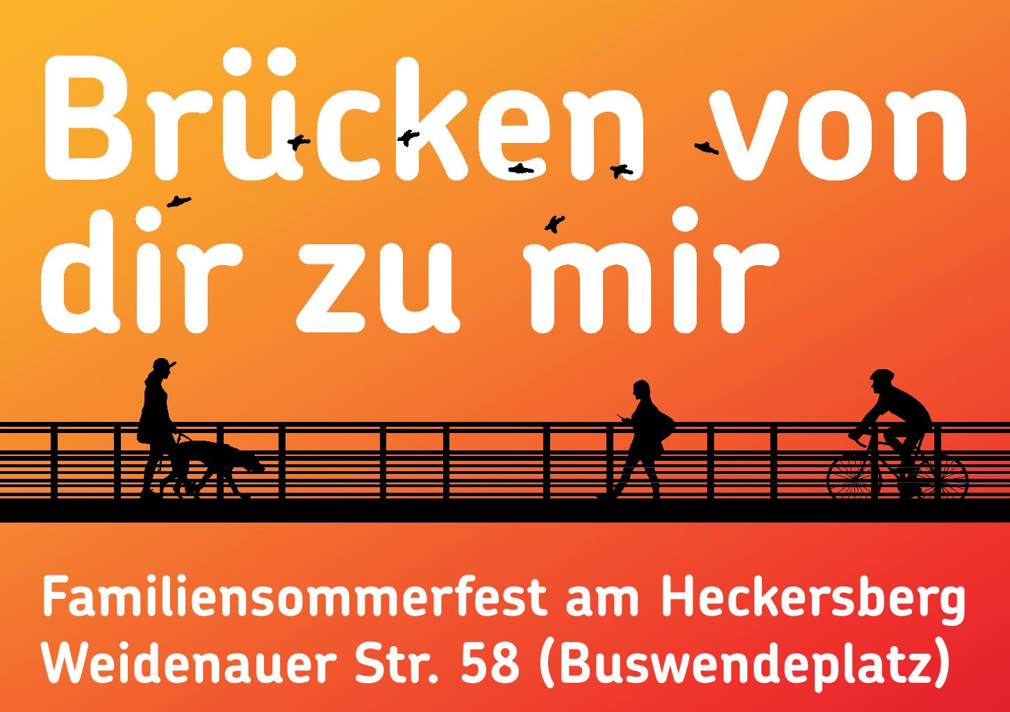 Familiensommerfest am Heckersberg