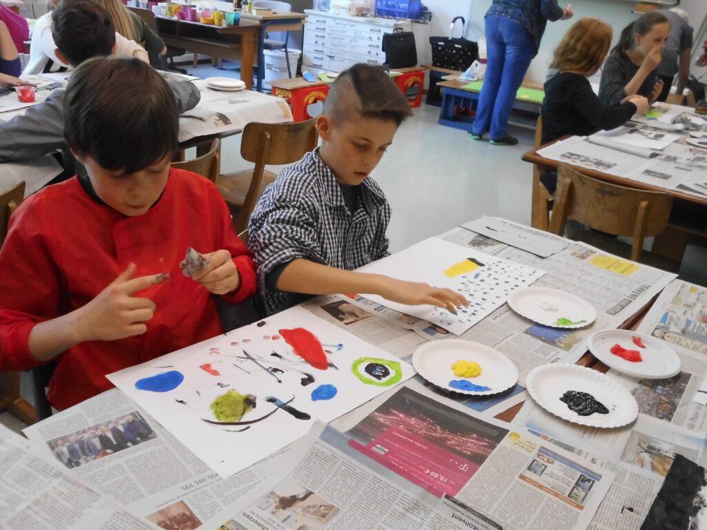 Hospizhilfe, Caritas, Grundschule, Sterbebegleitung