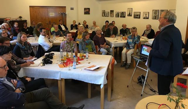 Christoph Eikenbusch, Diözesan-Caritasverband Paderborn, Schuldnerberatung