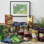 Lebensmittelspende für Bedürftige (Kaffee, Tee, Schokolade, Würstchen und mehr)