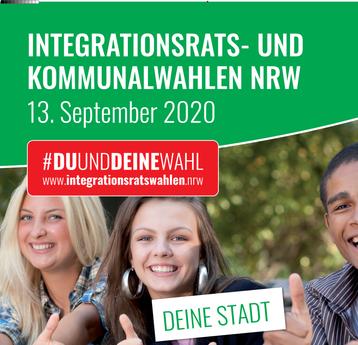 Integrationsratswahl am 13. September 2020