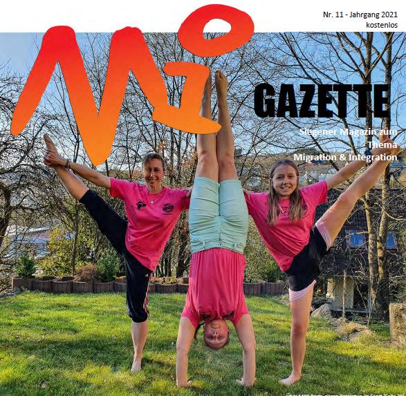 11. Ausgabe der MiGazette ist erschienen