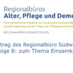 Logo des Regionalbüros mit